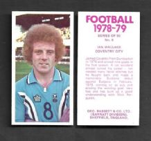 Coventry City Ian Wallace 6